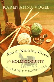 Amish Knitting Circle in Holmes County