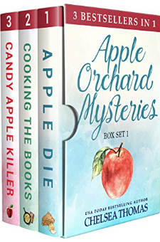 Apple Orchard Cozy Mystery Series (Boxed Set)