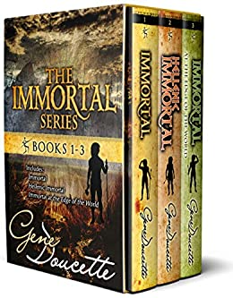 The Immortal Series (Books 1-3)