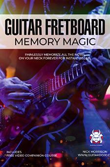 Guitar Fretboard Memory Magic