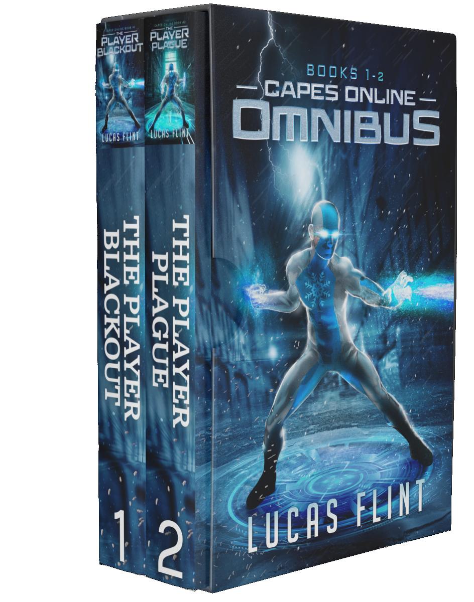 Capes Online Omnibus (Books 1-2)