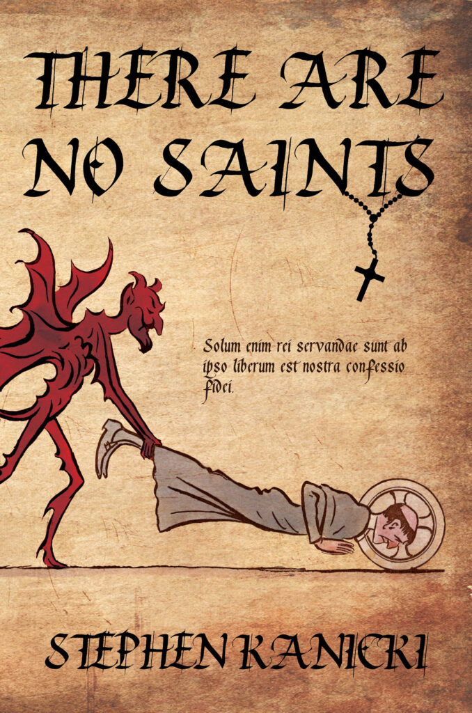 There Are No Saints
