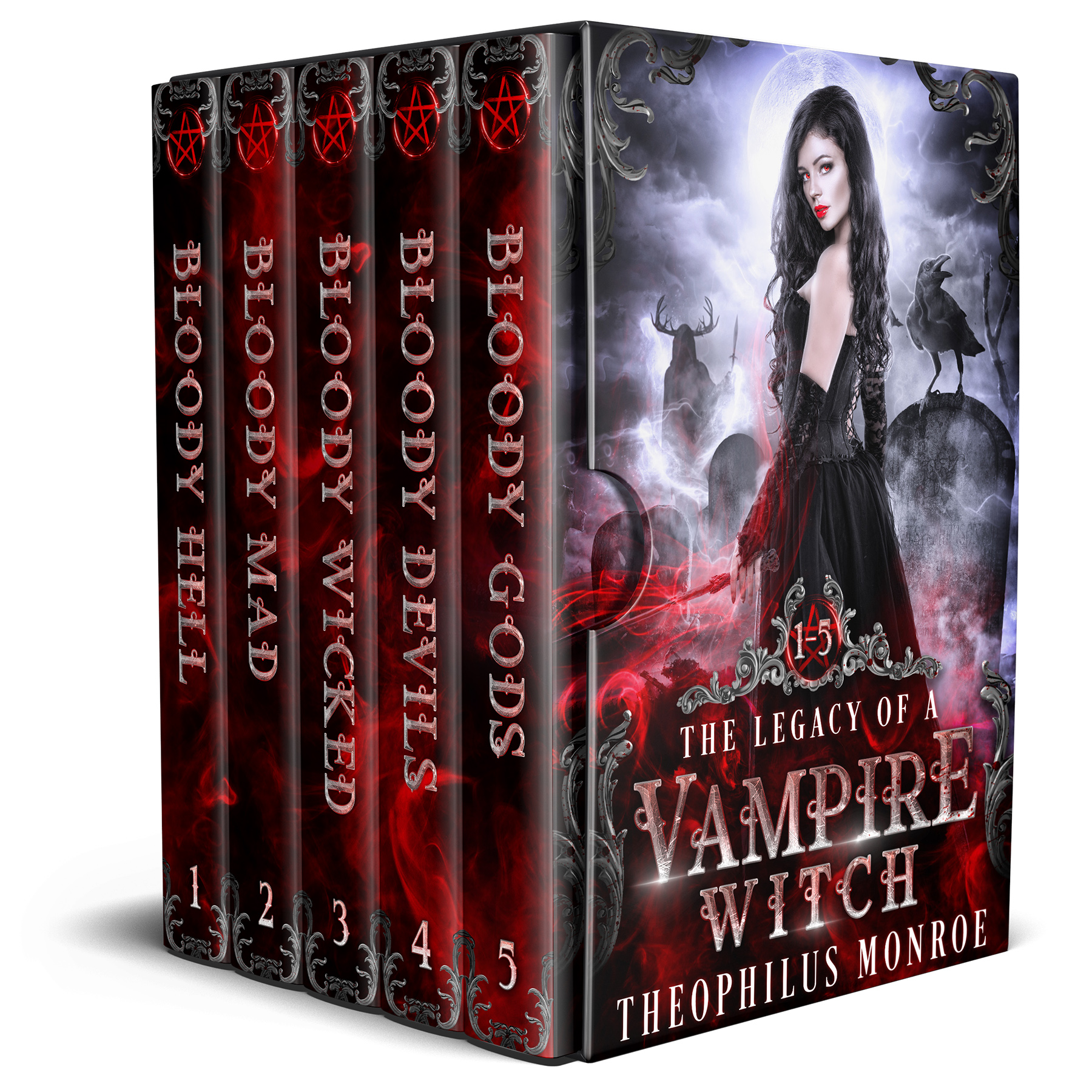 The Legacy of a Vampire Witch (Complete Set)