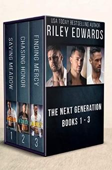 The Next Generation (Books 1-3)