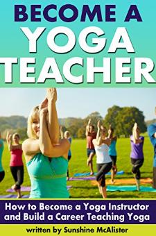 Become a Yoga Teacher