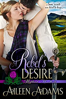 A Rebel's Desire by Aileen Adams
