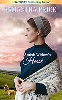 Amish Widow's Heart by Samantha Price