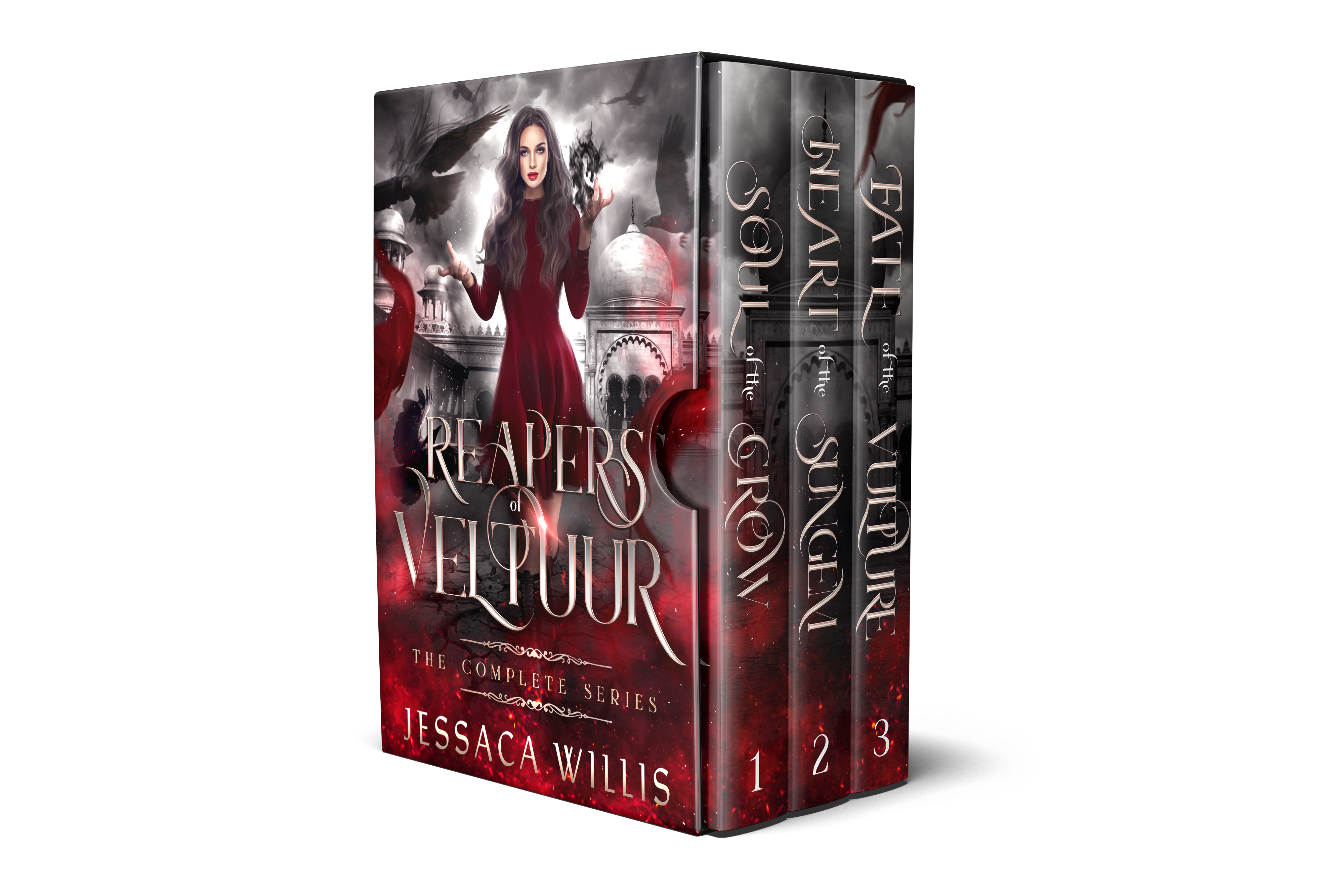 Reapers of Veltuur (Complete Series)