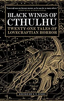 Black Wings of Cthulhu by Collected Authors