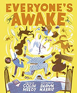 Everyone's Awake by Colin Meloy