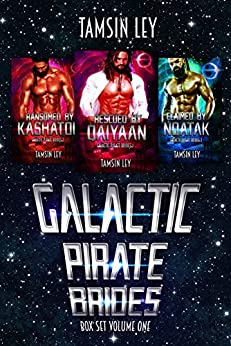 Galactic Pirate Brides (Boxed Set) by Tamsin Ley