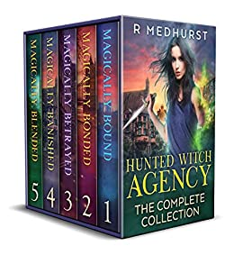 Hunted Witch Agency