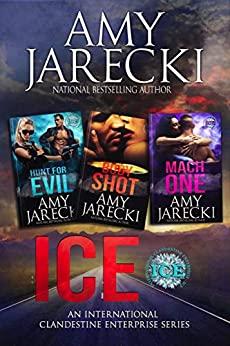 ICE by Amy Jarecki