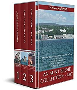 Isle of Man Cozy Mystery Series