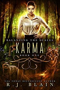 Karma by R.J. Blain