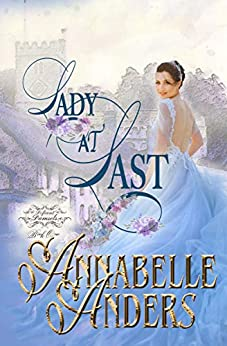 Lady at Last by Annabelle Anders