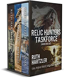 Relic Hunters Taskforce 3 Book (Boxed Set) by Ruth Hartzler