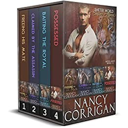 Shifter Affairs (Boxed Set) by Nancy Corrigan