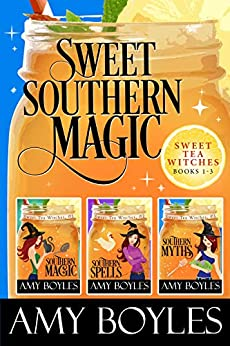 Sweet Southern Magic by Amy Boyles