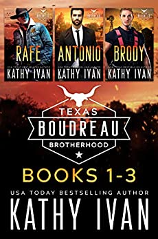 Texas Boudreau Brotherhood by Kathy Ivan