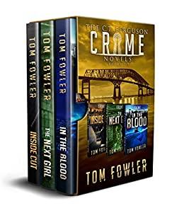 The C.T. Ferguson Crime Novels by Tom Fowler