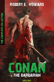 Conan The Barbarian (Complete Collection)