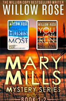 Mary Mills Mystery Series (Volumes 1-2)