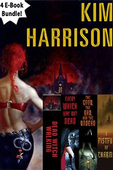 Kim Harrison Bundle