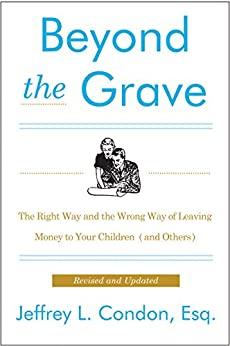Beyond the Grave by Jeffrey L. Condon