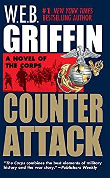 Counterattack by W.E.B. Griffin