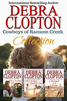 Cowboys of Ransom Creek Collection by Debra Clopton
