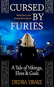 Cursed by Furies by Diedra Drake