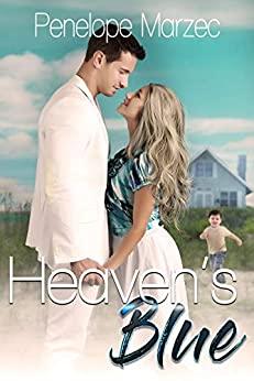 Heaven's Blue by Penelope Marzec