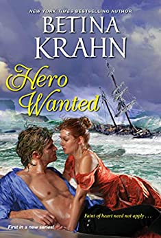 Hero Wanted by Betina Krahn