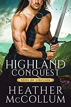 Highland Conquest by Heather McCollum