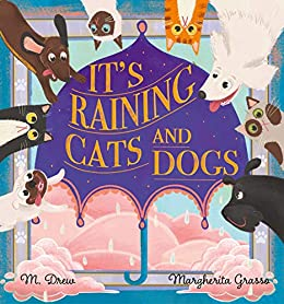 It's Raining Cats and Dogs by Margherita Grasso