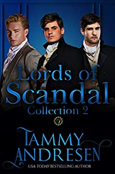 Lords of Scandal by Tammy Andresen