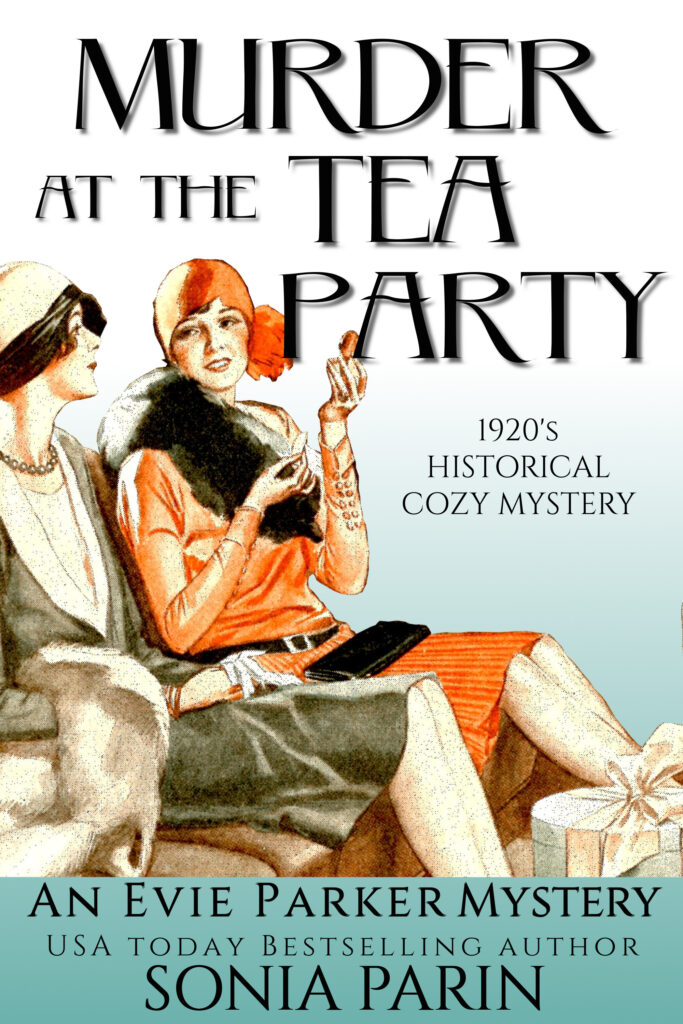 Murder at the Tea Party