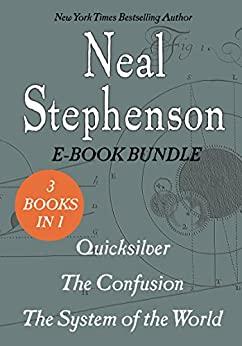 Neal Stephenson E-Book Bundle by Neal Stephenson