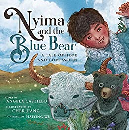 Nyima and the Blue Bear