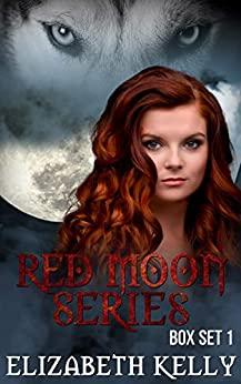 Red Moon Series by Elizabeth Kelly