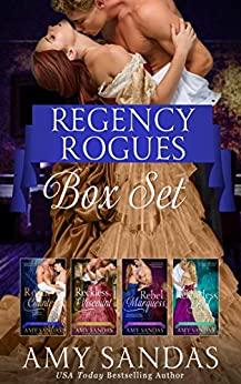 Regency Rogues (Boxed Set)