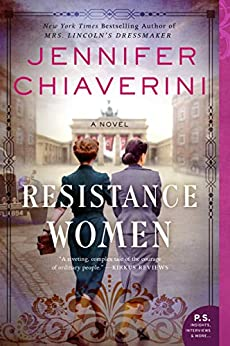 Resistance Women by Jennifer Chiaverini