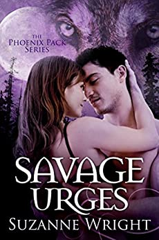 Savage Urges by Suzanne Wright