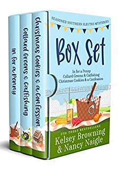 Seasoned Southern Sleuths Mysteries (Boxed Set)
