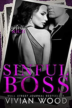 Sinful Boss by Vivian Wood