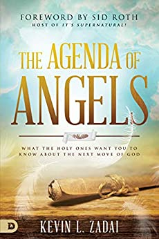 The Agenda of Angels by Kevin L. Zadai