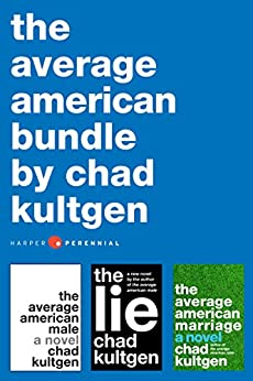 The Average American Bundle by Chad Kultgen