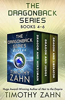 The Dragonback Series by Timothy Zahn