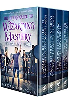 The Geek's Guide to Wizarding Mastery (Boxed Set)